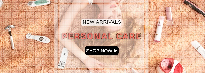 New Arrivals in Personal Care